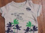 Markenkleidung, T-Shirt von Tom Tailor, Gr.62