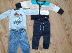 Markenkleidung, Name it, Jungen Outfit, Gr.68, 4Stk.