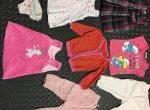 Bekleidungspaket für Mädchen 74-80
