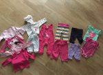 Bekleidungspaket Baby/Mädchen Größe 56