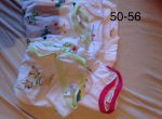 Babybekleidung Gr.50-56 neu