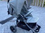 VALCO Snap 4 Buggy inkl. Babywanne und Sporträder